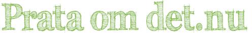 Prataomdet.nu Logotyp